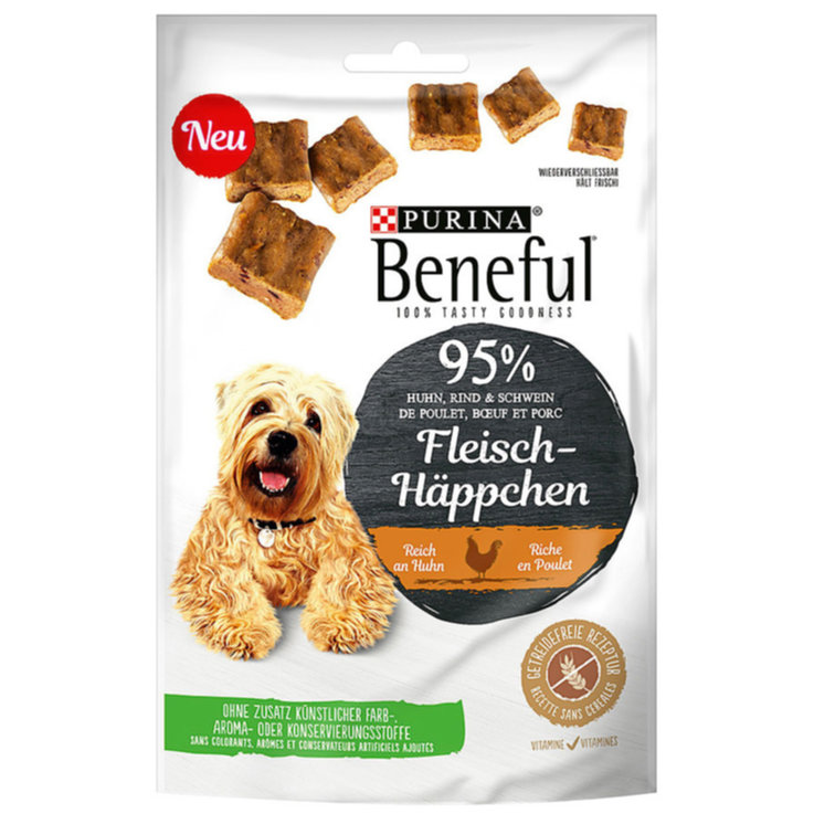 Crocchette - Beneful Filetti Pollo 70g