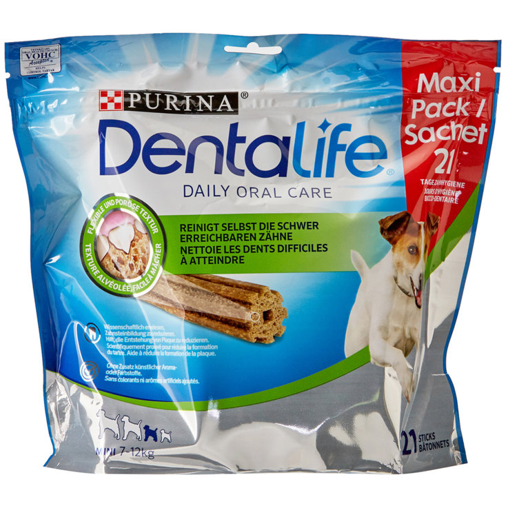 Snacks et Friandises - Dentalife Dog Small