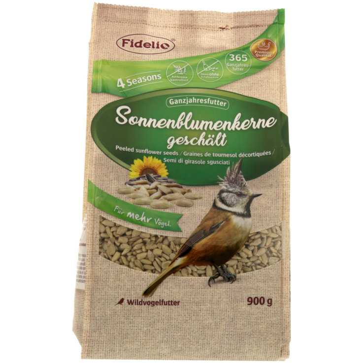 Food - Fidelio Shelled Sunflower Seeds