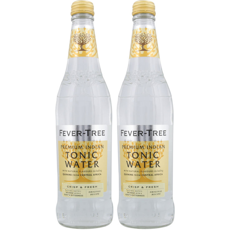 Bitter & Tonic - Fever Tree Tonic 2x  50cl