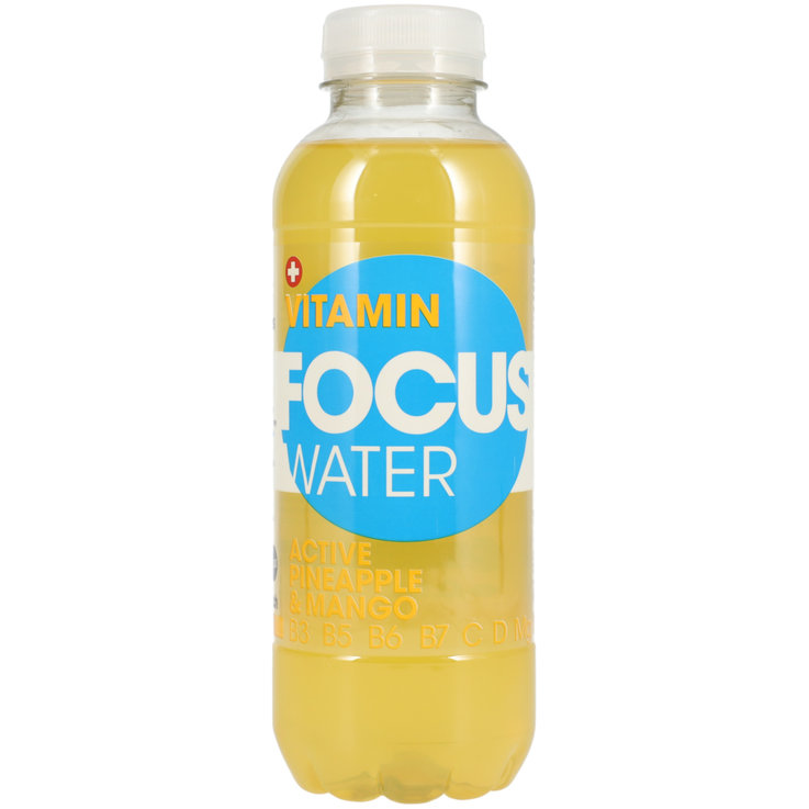 Boissons sportives - Focus Water Active