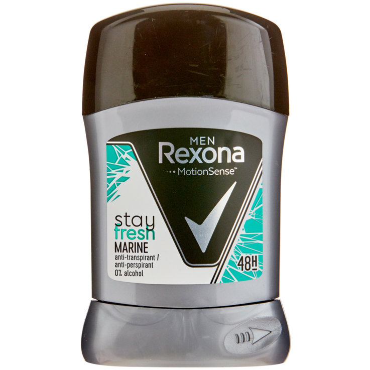 Roll-On & Stick Deodorants - Rexona Deo Marine Men Stick