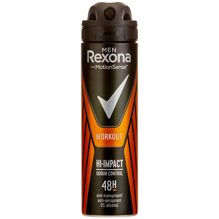 Déodorants en spray - Rexona Déo en Spray Men Workout