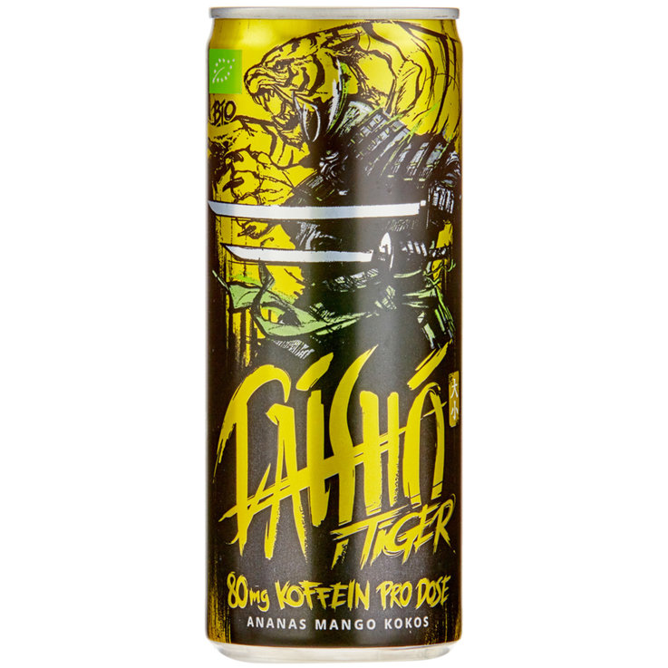 Energy drink - Daisho Tiger