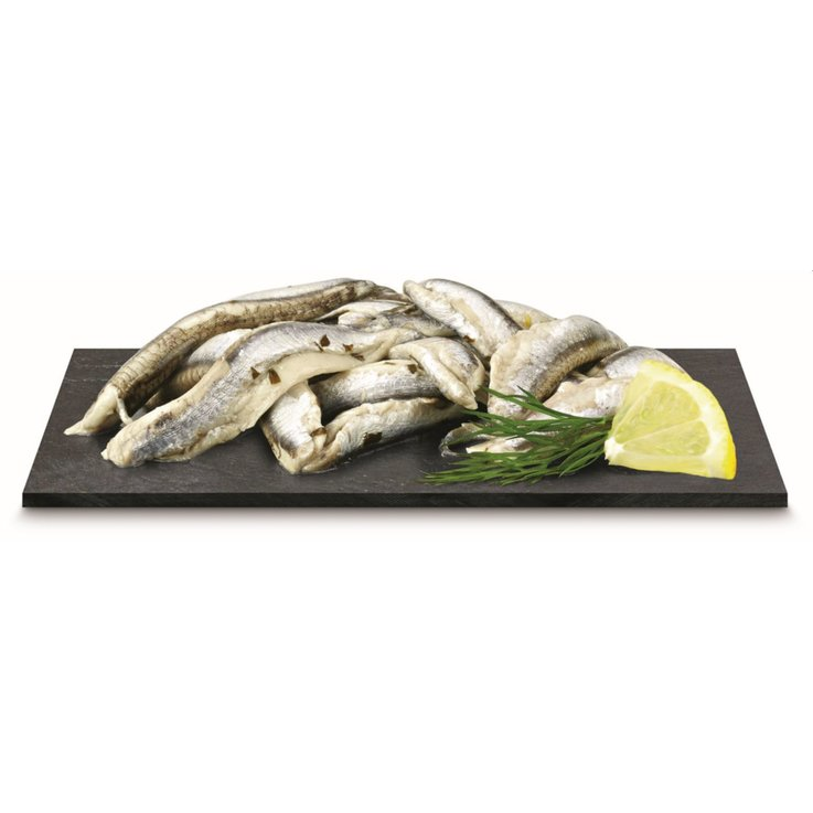 Pickled Fish & Mussels - Medusa Anchovy Fillets marinated
