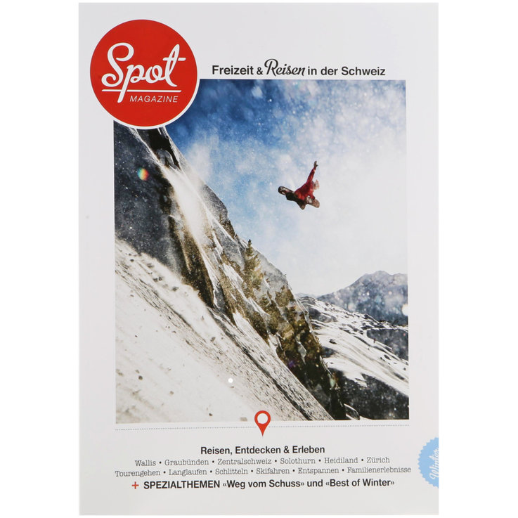 Online free products - GRATIS- Spot Magazine Winter 2020
