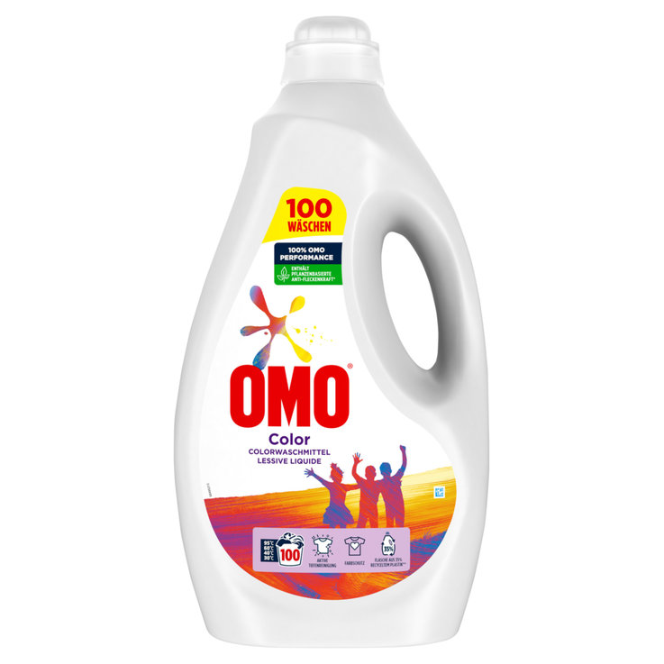 Colour - Omo Color Liquid Laundry Detergent 100 Loads