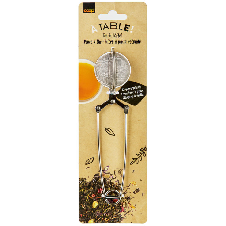 Spoon - À Table! Round Tea Infuser