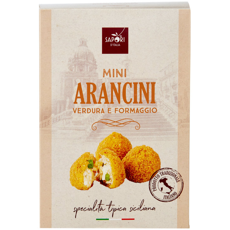 Frozen Snacks - Sapori Mini Arancini