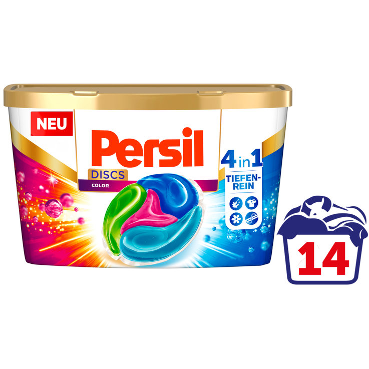 Couleur - Persil Pastilles de lessive Color 14 lessives
