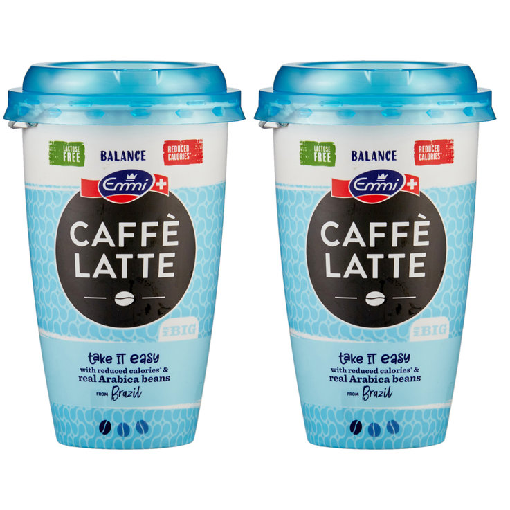Café & Chai Latte - Emmi Caffè Latte Mr. Big Balance 2x  370ml