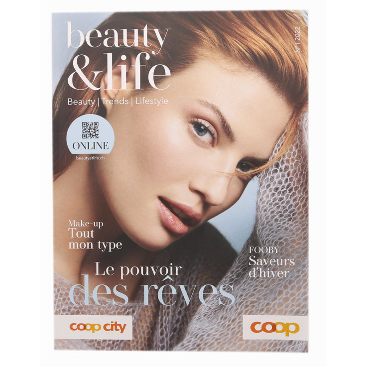 Online free products - Beauty & Life Winter Magazine (french)