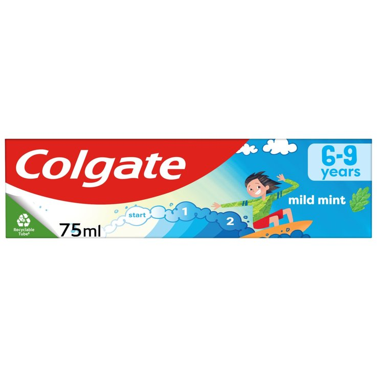 Toothpaste for Children - Colgate Kids' Toothpaste 6 Years+