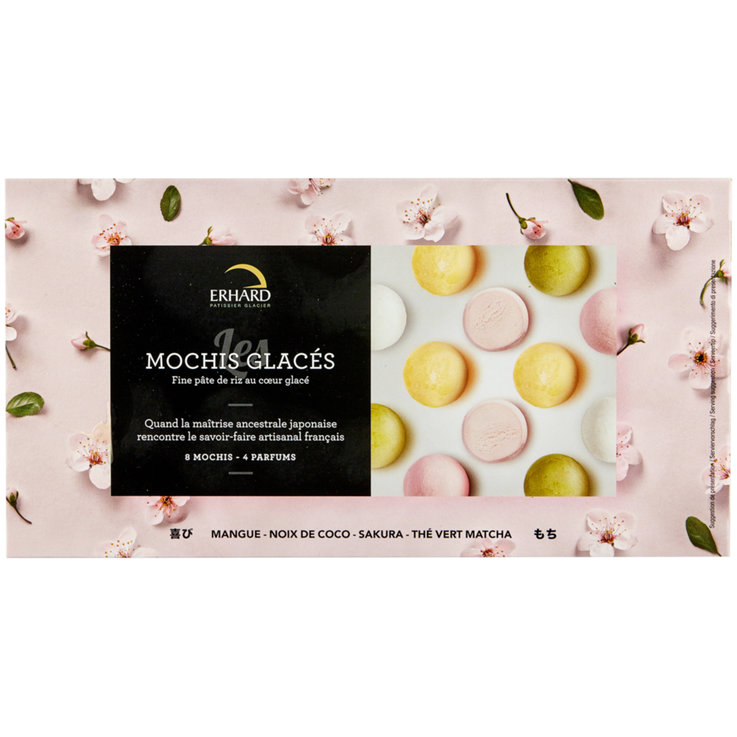 Glace Desserts - Erhard Mochis Glaces Exotique