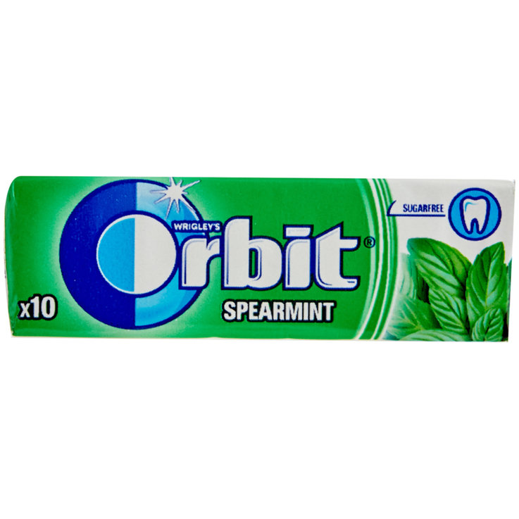 Chewing-gums - Orbit Spearmint
