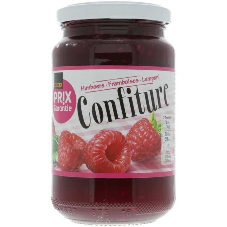 Strawberry & Raspberry - Prix Garantie Raspberries Jam