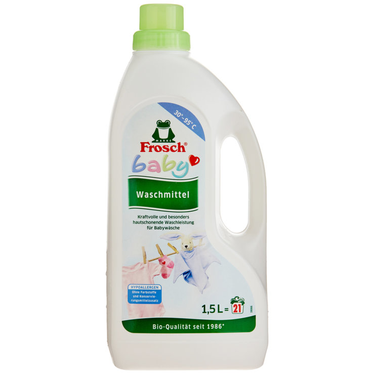 Sensitive - Frosch Baby Laundry Detergent 21 Loads