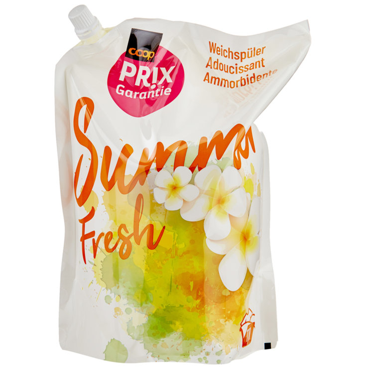 Single pack - Prix Garantie Summer Fresh Fabric Softener 111 Loads