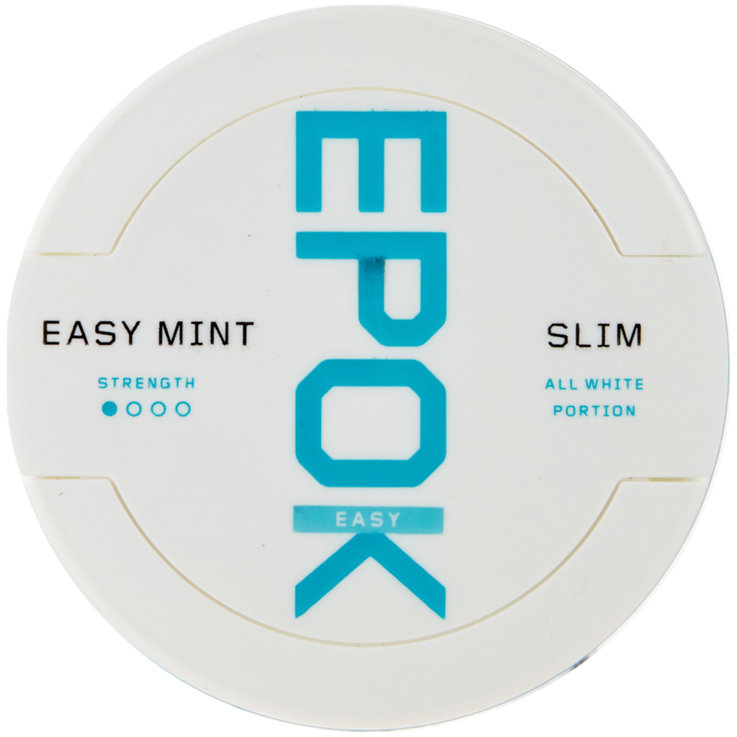 Smokeless & Chewing tobacco - Epok Easy Mint