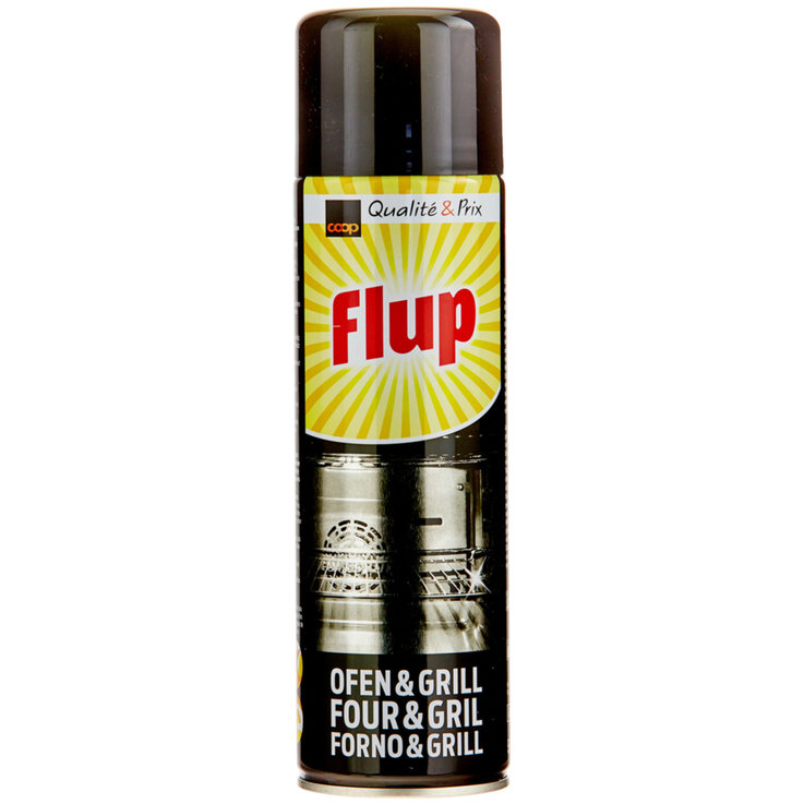 Kitchen Cleaner - Flup Grill & Oven Cleaning Spray