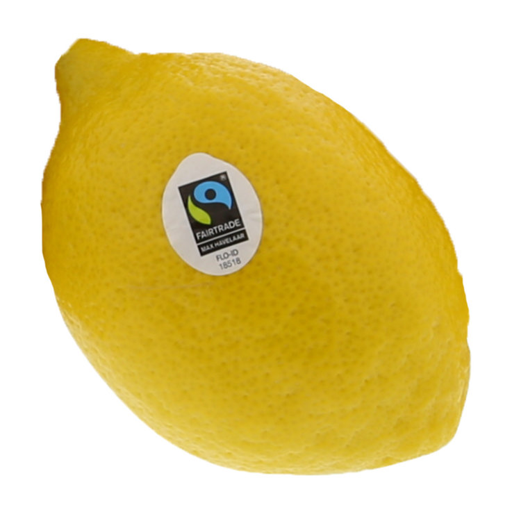 Agrumi - Fairtrade Limone