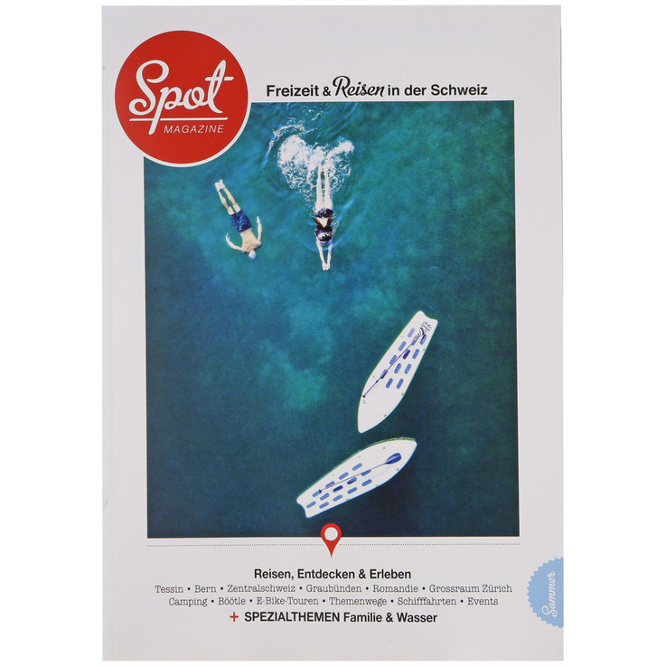 Online free products - Spot Magazine Summer 2019 (german)