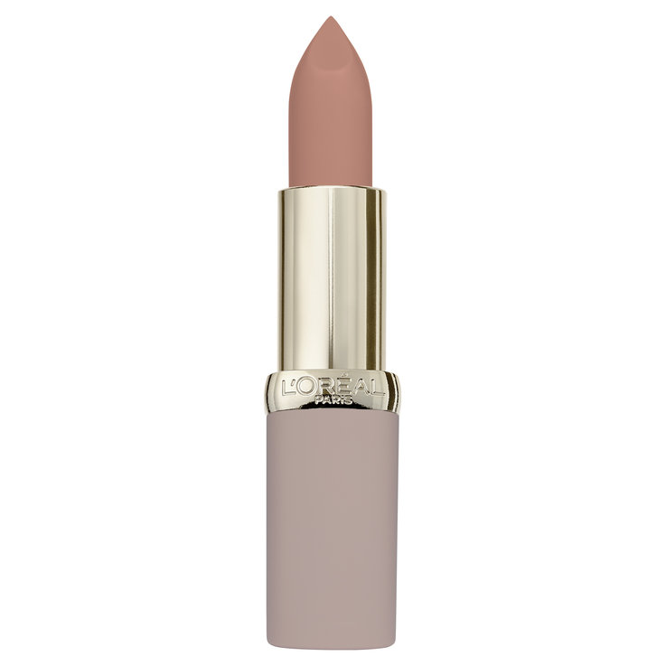 Lippen - L'Oréal Paris Ral CR Ultra Matte Free The Nudes 02
