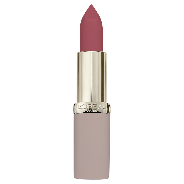 Lippen - L'Oréal Paris Ral CR Ultra Matte Free The Nudes 08