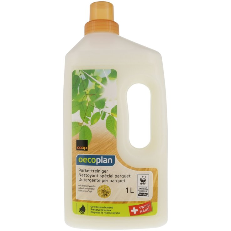 All-Purpose & Floor Cleaners - Oecoplan Parquet Floor Cleaner