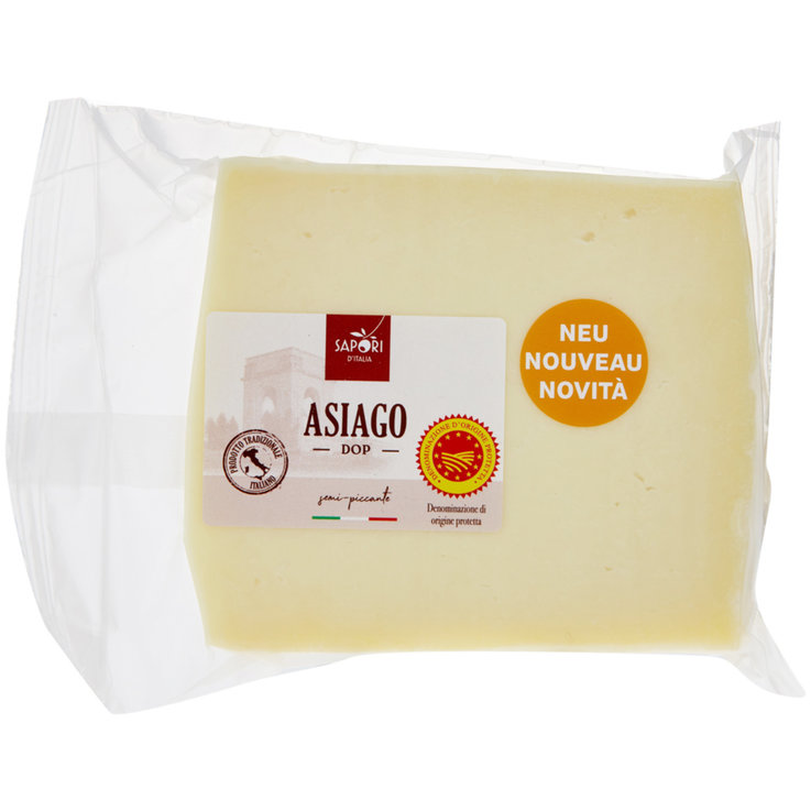 Autres fromages - Sapori Asiago DOP Port. env. 330g