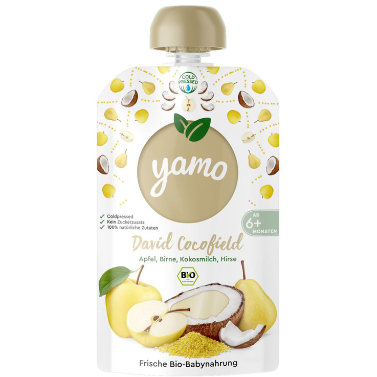 Smoothie - yamo David Cocofield, 120 g