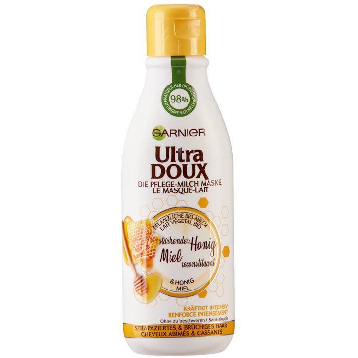 Repair & Color Hair Treatments - Ultra Doux Honey Milk Hair Care Mask