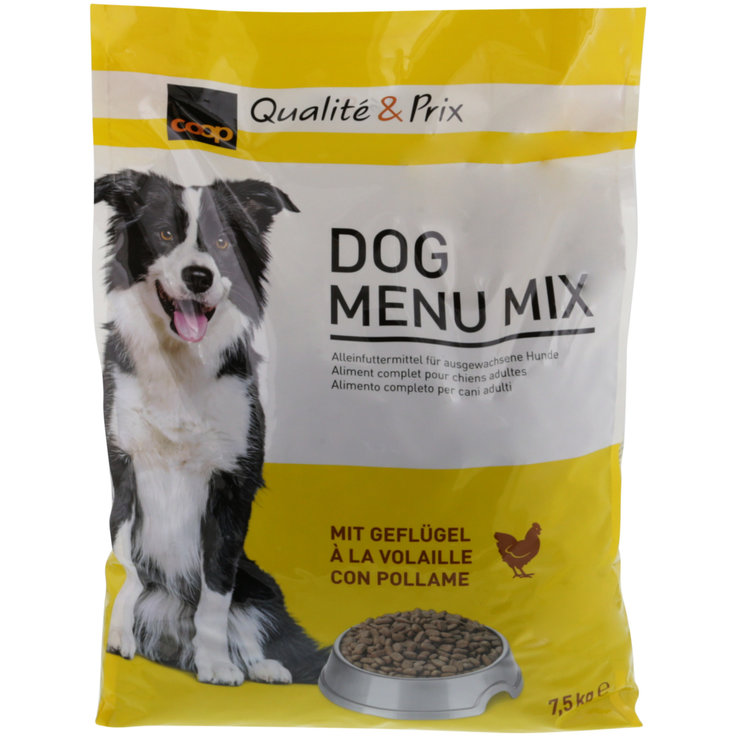Dry Food - Dog Poultry Menu Mix Dry Dog Food