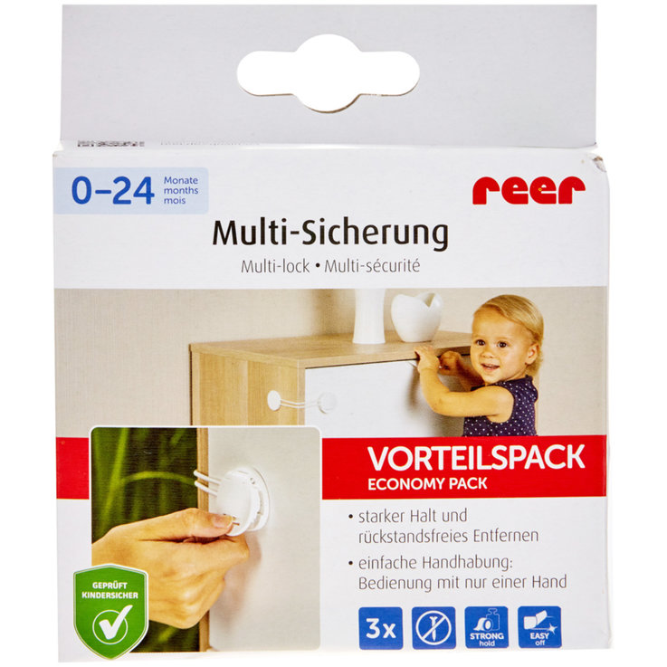Care Accessories - Reer Multi-Function Protectors 0-24 Months