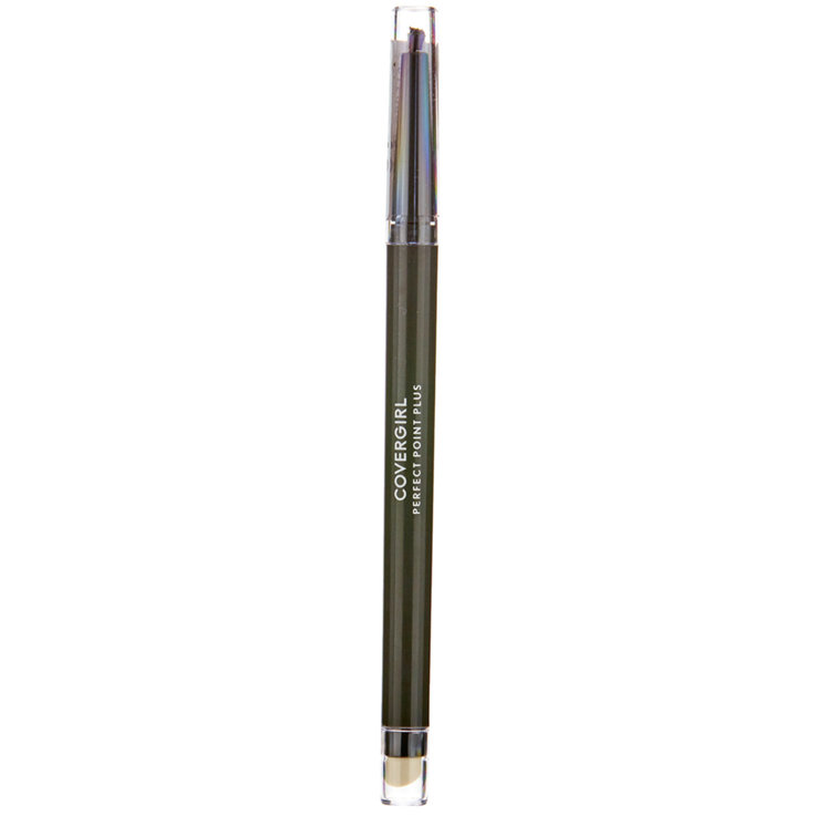 Eyes - CoverGirl Perfect Point Plus 205 Charcoal Eyeliner