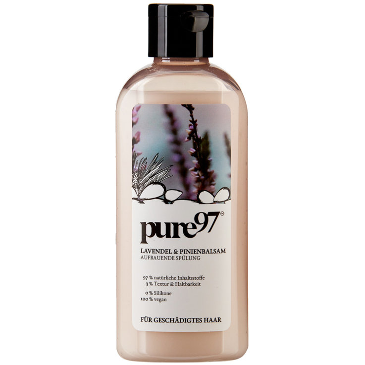 Hair Conditioner & Treatments - Pure97 Lavender Pine Balm Conditioner