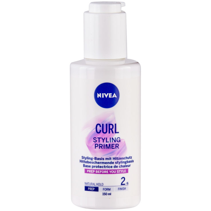 Heat Protection - Nivea Curl Styling Primer