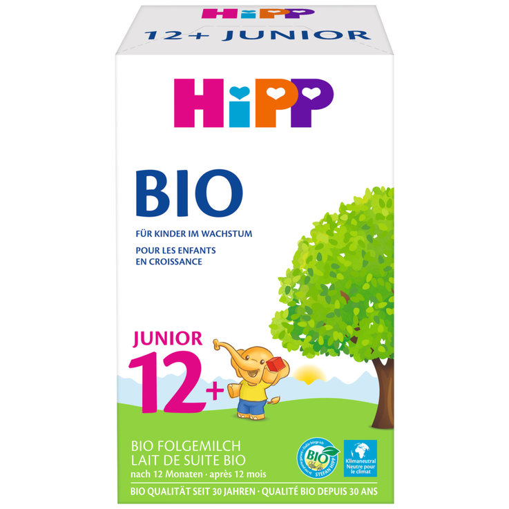 12 mesi + - Hipp Junior 12+ Bio