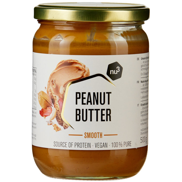 Other Sweet Spreads - nu3 Peanut Butter