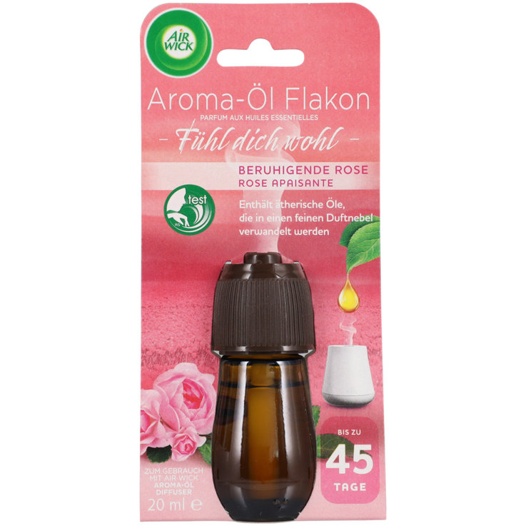 Other Air Fresheners - Airwick Aromaöl Ref. Rose 20ml