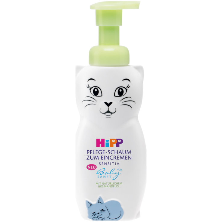 Cream & Body Oil - Hipp Care Foam