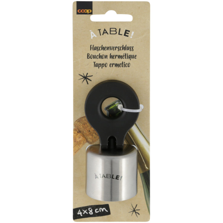 Wine Accessories - Bottle Stopper