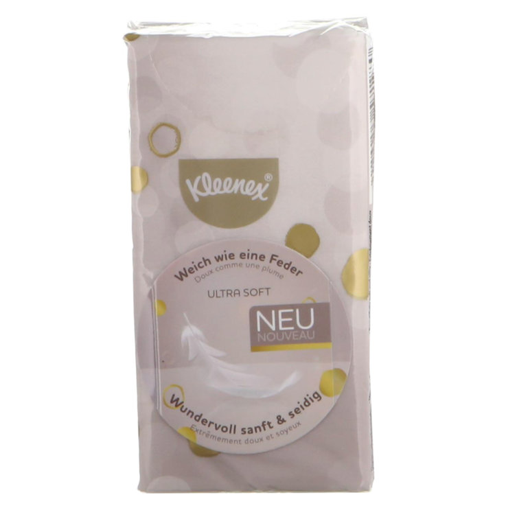 Online free products - Kleenex Ultra Soft Pocket Tissues