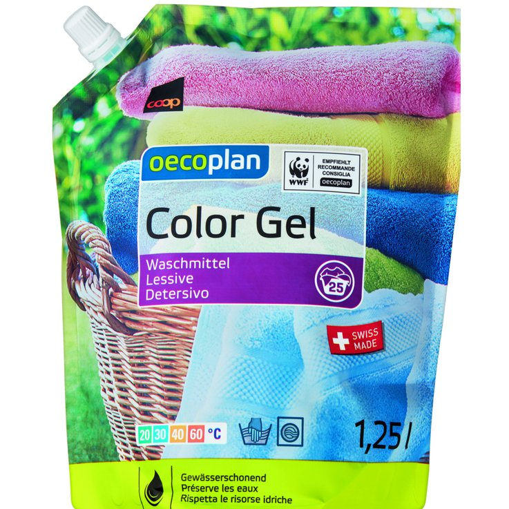 Colour - Oecoplan Color Gel Laundry Detergent 25 Loads