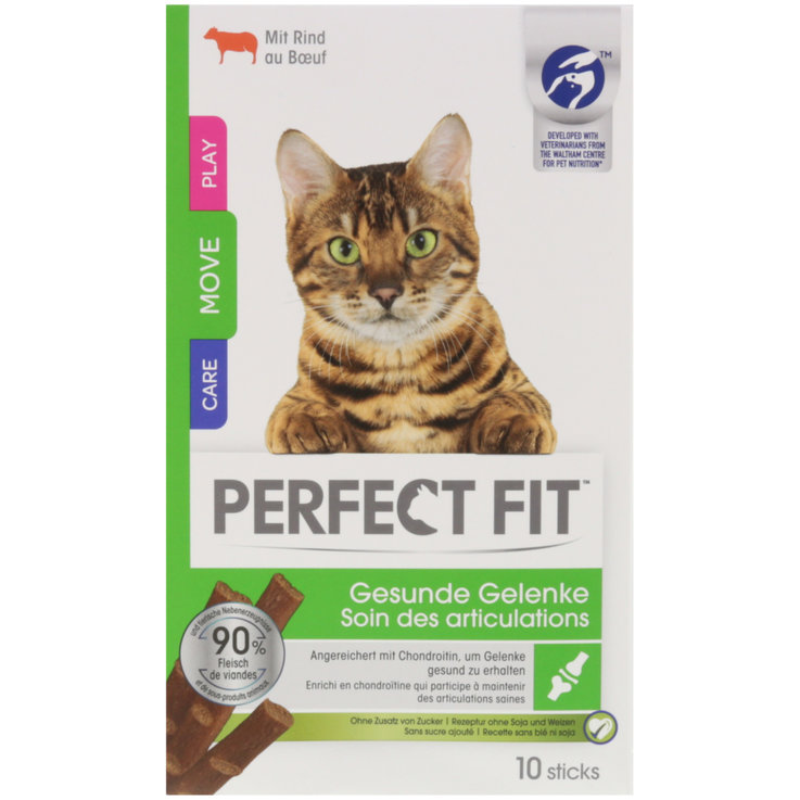 Snacks et Lait pour chat - Perfect Fit Snacks pour articulations saines pour chat
