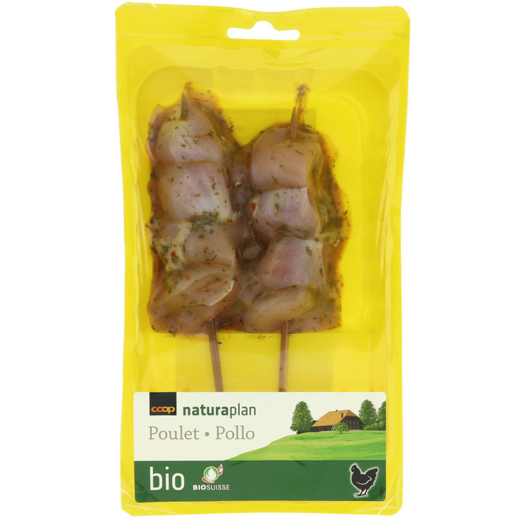 Barbecue Meat & Fish - Naturaplan Organic Provencal Chicken Thighs ca. 200g
