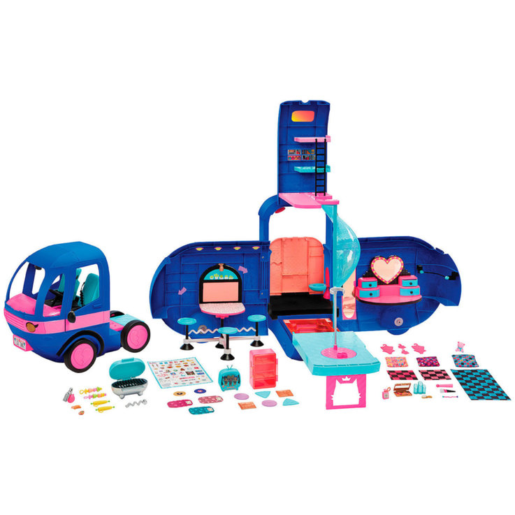 Cars & Vehicles - L.O.L. Surprise OMG 2-in-1 Glamper