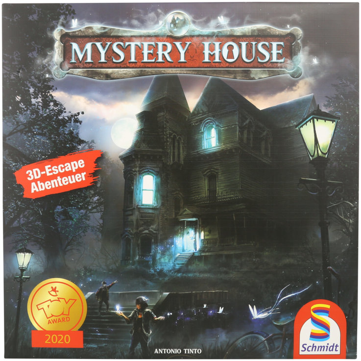 Board games - Schmidt Mystery House (german) 12 Years+