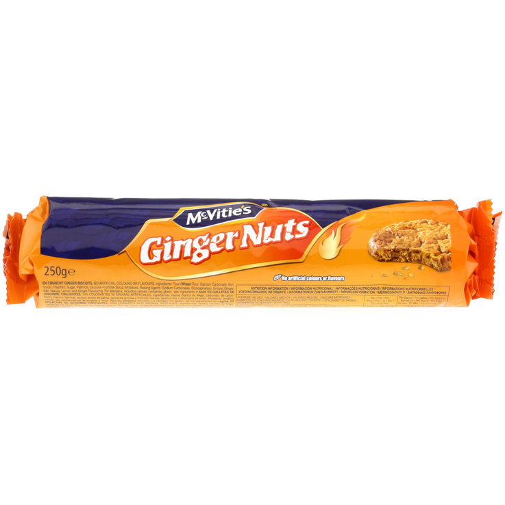 Weitere Guezli - Mc Vitie's Ginger Nuts