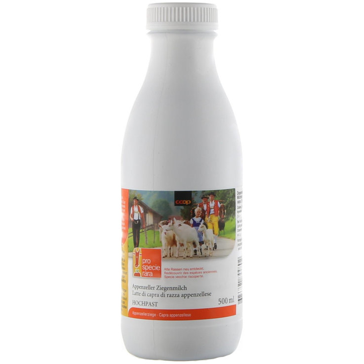 Milk Specialities - Pro Specie Rara Highly Pasteurized Goat Milk